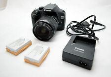 Canon EOS 550D plus 18-55 mm Kit Objektiv / Lens