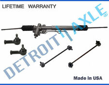 Power Rack and Pinion w/Outer Tierods Sway Bar for 01 02 03 04 05 06 Santa Fe