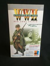 """Dragon WWII Stalingrad 1942, """"Misha"""", Red Army Sniper."""