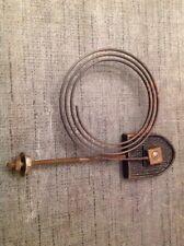 """Orologio carillon di GONG 6.5X5.5"""" Orologio Mensola Antico parte di ricambio"""