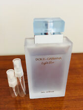 Dolce and Gabanna Light Blue eau Intense EDP - 2ml/5ml decant atomiser spray