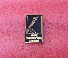 Pins PHOTO KODAK MAMMOGRAPHY SYSTEMS Dépistage Cancer du Sein