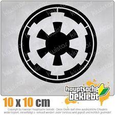 Galaktisches Imperium csf0679 10 x 10 cm JDM  Sticker Aufkleber