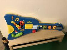 Sesame Street Elmo's Rock & Roll Musical Guitar Fisher-Price in 1998