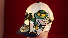 NOTRE DAME Fighting Irish Scoundrel Cap Leprechaun Zephyr Z-Fit Hat M/L