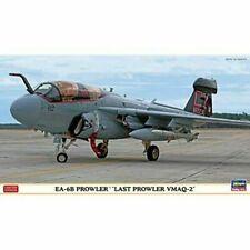 Hasegawa 1/72 Usmc Ea-6B Prowler Last Prowler Vmaq-2 Kit#2335~Mint in Box