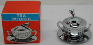 Vintage Tea Infuser No. 103 Made In Hong Kong