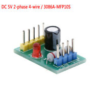 DC4-6V 5V miniature stepper motor driver control board 2phase 4wire drive chipQP