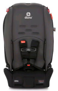 Diono Radian 3 R All-in-One Convertible+Booster Child Safety Car Seat Gray Slate