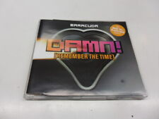 CD  Baracuda  ‎– Damn! (Remember The Time)