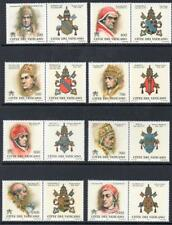 Vatican City MNH 1998 The Popes of the Holy Years 1300-1525