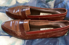 Vintage Made In Brazil Nine West Dress Shoes Leather