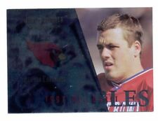 1997 CE Masters JAKE PLUMMER Arizona Cardinals Crucibles Rookie Insert Card