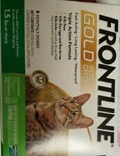 New listing Frontline Gold For Cats And Kittens Over 1.5 Lbs