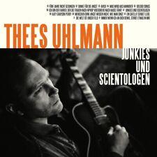 THEES UHLMANN - JUNKIES UND SCIENTOLOGEN   CD NEU