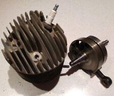 Gruppo termico e albero motore originali per Vespa 90 sportellino piccolo