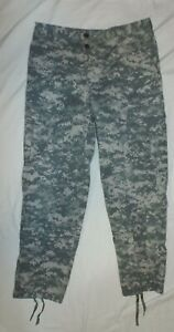 US Military Army Issue ACU Digital Camo (UCP) RipStop Combat Pants Trousers