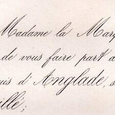 Arthur D'Anglade 1868 Marthe Maillé De La Tour Landry