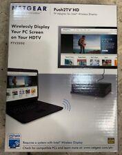 NetGear PTV2000 Push2TV Digital HD Media Streamer - Brand New SEALED