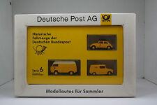 Deutsche Post-Historische Fahrzeuge der Deutschen Bundespost Serie6(Brekina/B22+