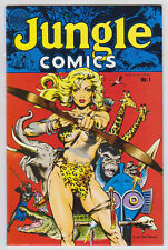 M0942: Jungle Comics #1, Vol 1, Mint Condition