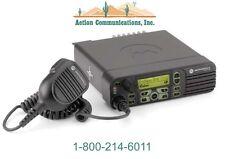 NEW MOTOROLA XPR 4550, UHF 403-470 MHz, 40W, 1000 CHANNEL TWO WAY RADIO