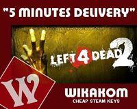 Left 4 Dead 2 + ALL DLC [PC & MAC - Uncut] Steam Gift Digital Key