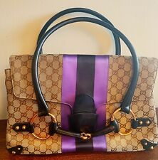 Rare! GUCCI Tom Ford GG Horsebit Bag
