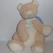 doudou chat bleu echarpe en vente   eBay 3e59f42ef79