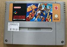 World League Basketball Cartridge Only (Super Nintendo, 1992)