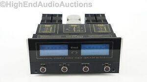 McIntosh MC7270 Stereo Power Amplifier - 270 Watts - Classic Audiophile