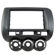 Fascia for Honda Fit Jazz face plate panel dash mount kit adapter bezel facia