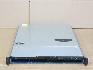 HP Virtual Library System VSL1000i AG124A 2x DUAL CORE 2.80GHz 1Gb RAM DVD-ROM