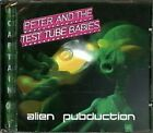 Peter And The Test Tube Babies Alien Pubduction CD NEW SEALED