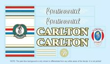 Carlton Bicycle Decals-Transfers-Stickers #5