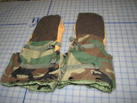 mittens arctic woodland BDU SMALL NEW extreme cold gloves w liners 100% military
