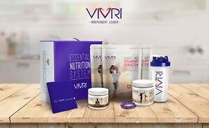 VIVRI®  30 DAY CHALLENGE:STRAWBERRY SENSATION, CAFFE LATE, PINEAPPLE