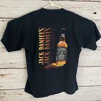 Jack Daniels Mens sz XL Jack Daniels Shirt Vtg 1999 Tennessee Whiskey All Sport