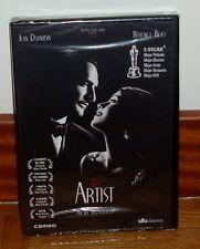 THE ARTIST - DVD - NUEVO - PRECINTADO - COMEDIA - DRAMA - CINE EUROPEO - 5 OSCAR