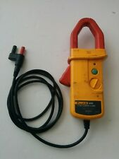 Fluke i410 AC DC Current Amp Clamp 600A Adapter For Fluke Multimeters 600V 400A