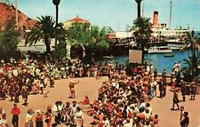 Postcard Steamer Arrivals Avalon Santa Catalina California