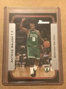 🏀☄️2003-04 Bowman Antoine Walker - Mint #3-Boston Celtics