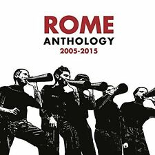 Anthology [Digipak] by Rome (Neofolk) (CD, Oct-2015, Trisol)