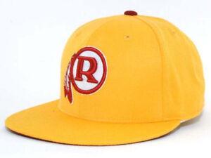 Washington Redskins MN NFL Retro Circle Logo Vintage Hat Cap Allen Jurgensen DC