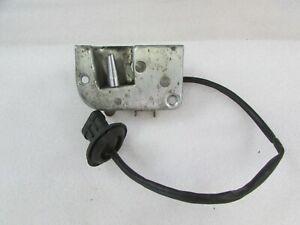 Lamborghini Murcielago, LH, Left Door Lock Latch, Used, P/N 418837011C