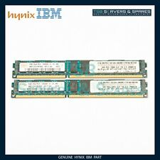 IBM Hynix 4GB 2X2GB HMT125V7BFR4C-H9 Server RAM PC3-10600R 44T1497 43X5051