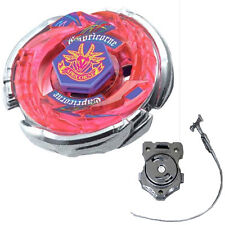 Beyblade Metal Fusion BB50 Storm Capricorne M145Q 4D Bottom System With Launcher
