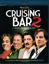 NEW BLU-RAY // CRUISING BAR 2 // Michel Cote, Veronique Le Flaguais, Martin Thib