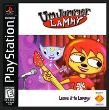 Um Jammer Lammy Sony PlayStation 1 PS1