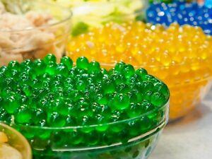 AKTION! Bubble Tea Bubbles/Popping Boba **1000g** verschiedene Sorten Bubbletea